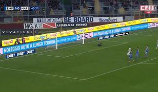 Serie A: Stadiony świata! Przepiękne trafienie Piotra Zielińskiego [ZDJĘCIA ELEVEN SPORTS]