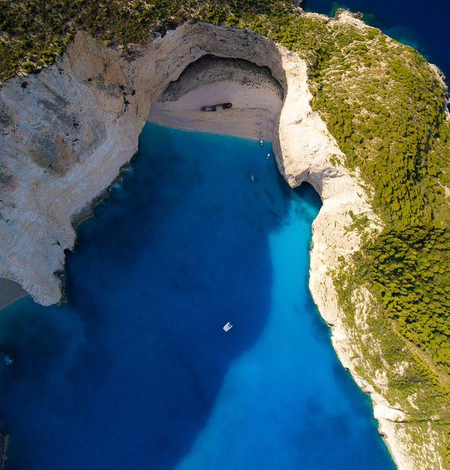 Zakynthos - polski turysta aresztowany w Grecji