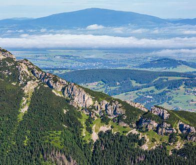 Tatrzański Park Narodowy to łącznie 21 tys. 190 ha powierzchni