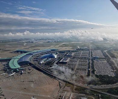 Lotnisko Incheon, Seul, Korea Południowa