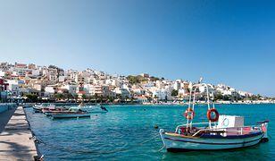 Kreta jest położona na Morzu Śródziemnym