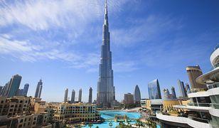 Burdż Chalifa w Dubaju