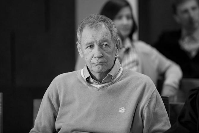 Edward Kalisz nie żyje. Miał 66 lat
