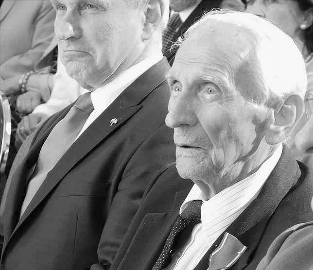 Tadeusz Terlikowski zmarł w wieku 101 lat
