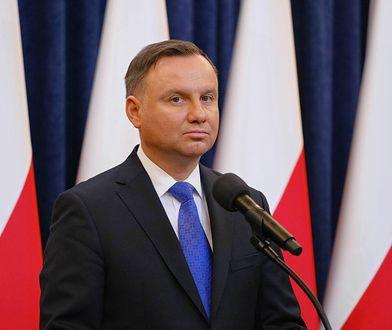 Koronawirus w Polsce. Andrzej Duda skomentował pomysł przełożenia wyborów prezydenckich