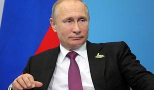 Zagadkowa trasa Putina do Hamburga. Nie spieszył się?