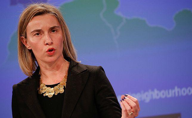 Mogherini apeluje o uwolnienie Sawczenko i innych więzionych Ukraińców