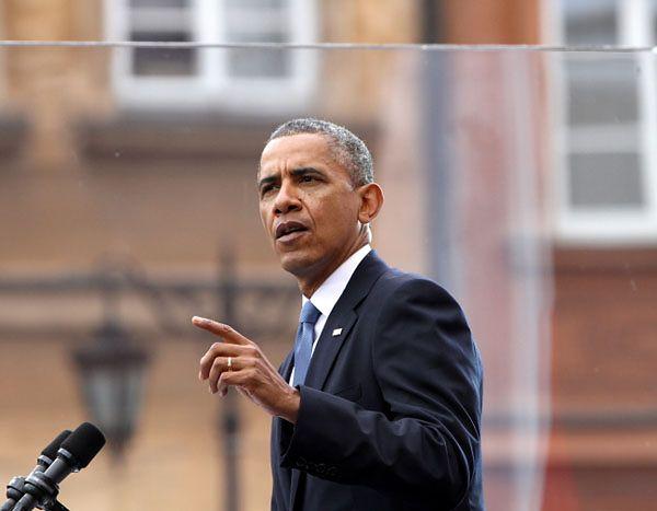 Marcin Zaborowski: wystąpienie Baracka Obamy ważne dla wizerunku Polski