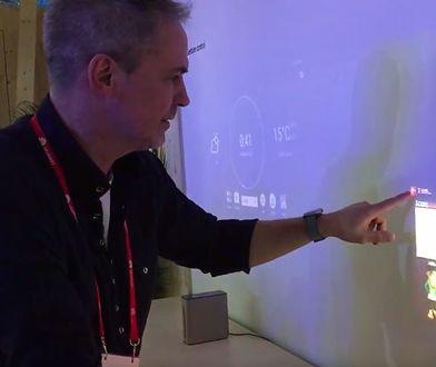 MWC 2017: Sony prezentuje... projektor z Androidem