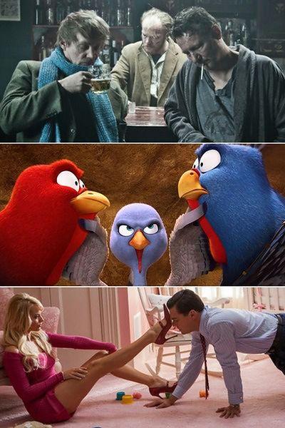 Dobre kino zimą