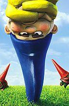 Gnomeo i Julia - jest już polski plakat!