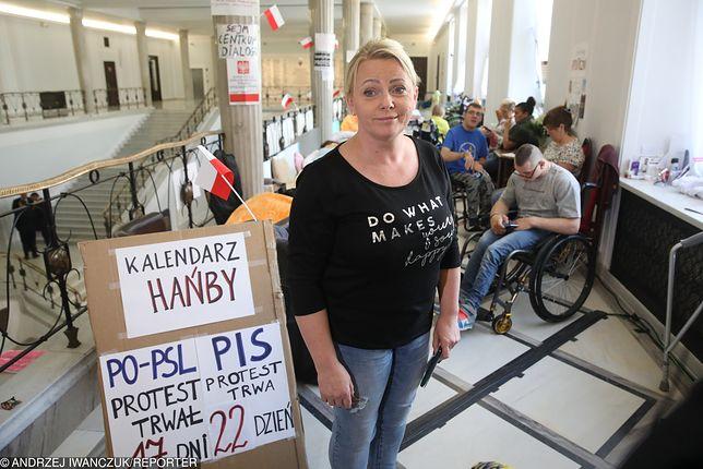 Iwona Hartwich: panie Kaczyński, będziemy przeszkadzać!