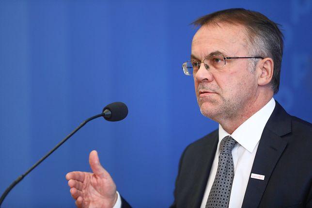 Jarosław Sellin nie chce chce powrotu Donalda Tuska do polskiej polityki