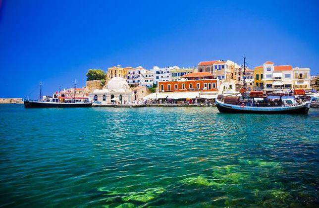 Chania - najpiękniejsze miasto Grecji