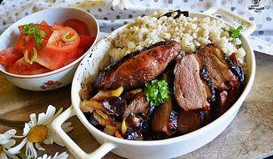Pieczona pierś kaczki. Szybki i smaczny obiad