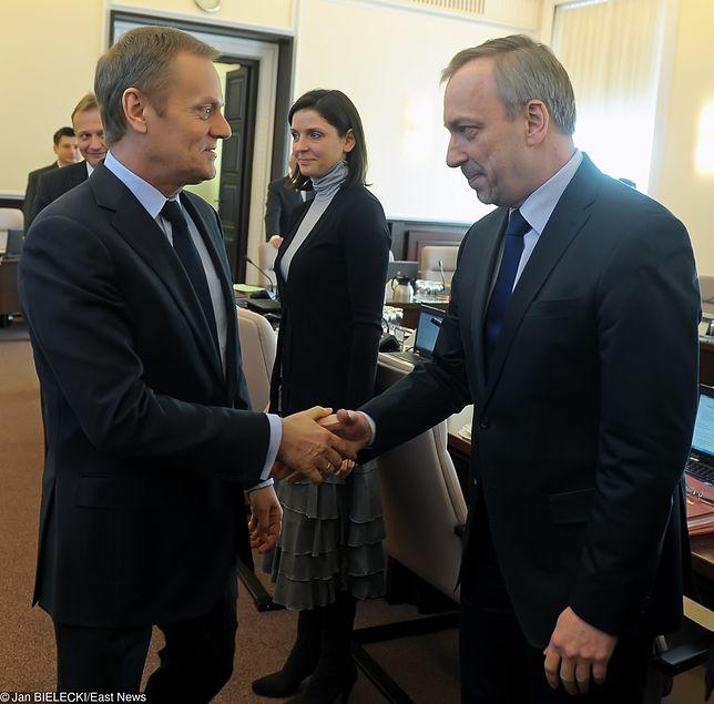 Bogdan Zdrojewski ma żal do Donalda Tuska. Brakowało mu pochwał