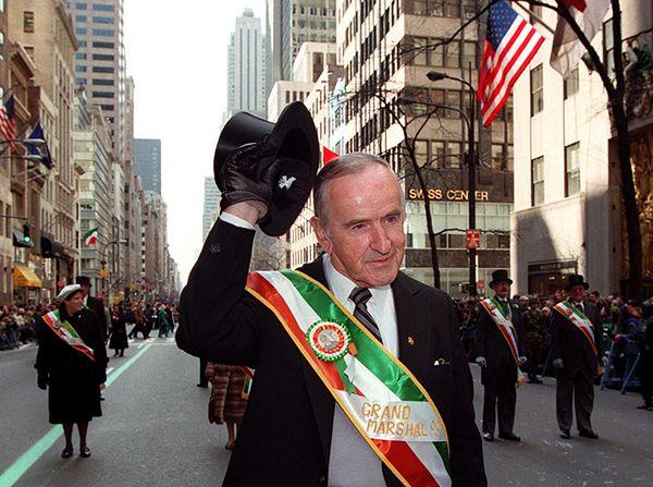Zmarł były premier Irlandii Albert Reynolds