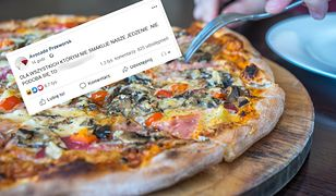 Na profilu facebookowym pizzerii Avocado pojawił się osobliwy post.