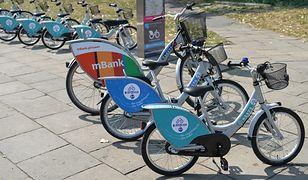Są również rowery dla mniejszych wielbicieli jednośladów