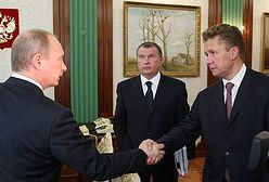 Szefowie Rosnieftu i Gazpromu objęci sankcjami USA
