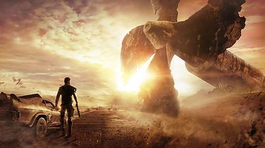 W świątecznej promocji Sony, Mad Max zastąpił Metal Gear Solid V