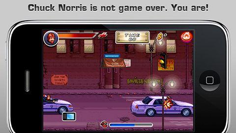 Chuck Norris będzie miał swoją grę