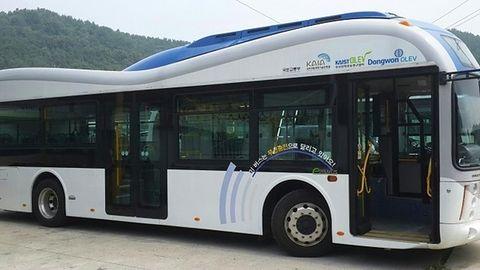 W Korei Południowej można się przejechać autobusem… ładowanym bezprzewodowo
