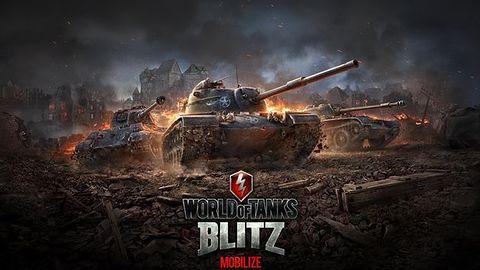 World of Tanks Blitz dostępny dla urządzeń z iOS