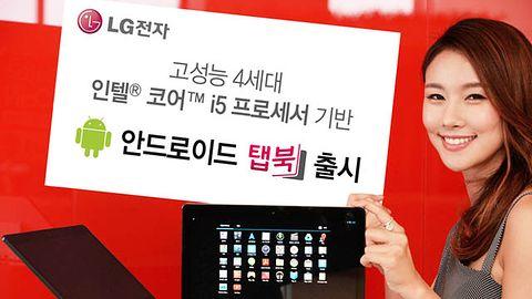 LG przedstawia Tab Book 11 – potwora z i5 i Androidem na pokładzie