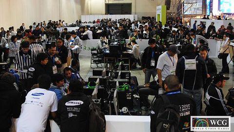 To już koniec imprez z cyklu World Cyber Games?