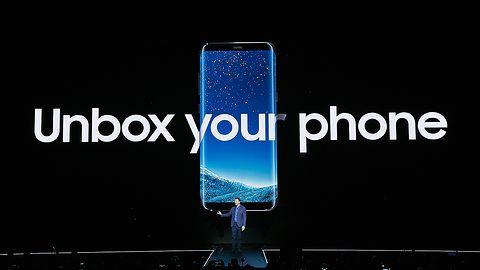Samsung Galaxy S8 Microsoft Edition z bloatware na życzenie
