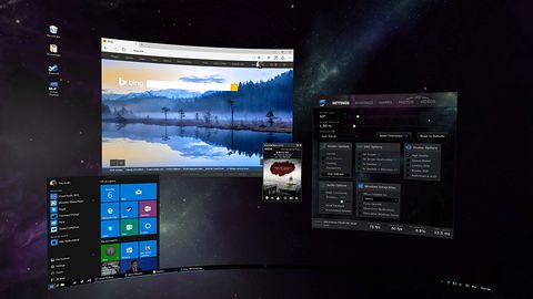 Virtual Desktop – dwuwymiarowe pulpity w wirtualnej rzeczywistości
