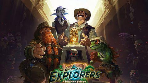 Liga Odkrywców czeka już na fanów gry Hearthstone: Heroes of Warcraft