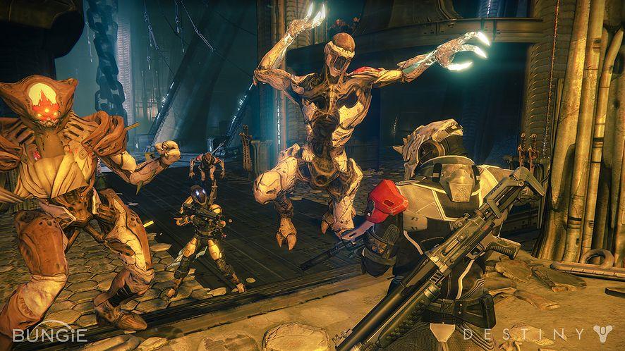 Nowy zwiastun i galeria z Destiny, testy beta rozpoczną się na początku 2014 roku