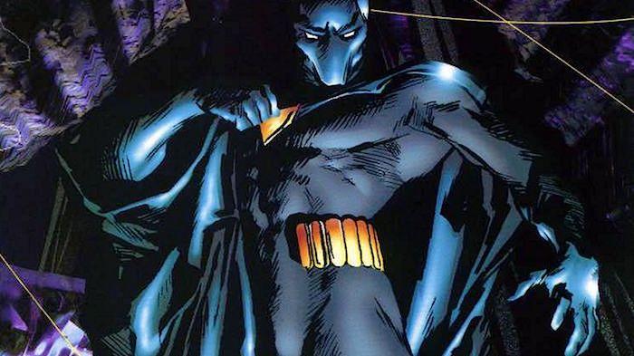 Mroczny Rycerz z okładki Batman: Shadow of the Bat #1000000