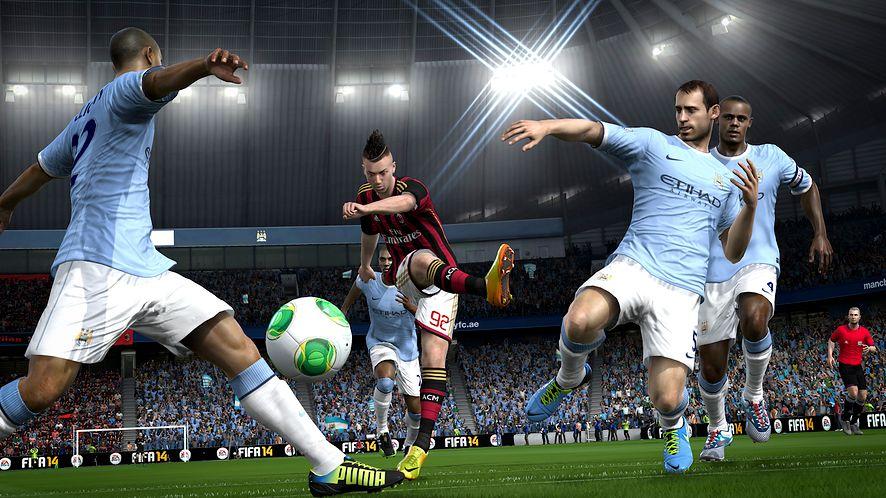 Nowa galeria z FIFA 14 w wersji na PS4 i Xboksa One