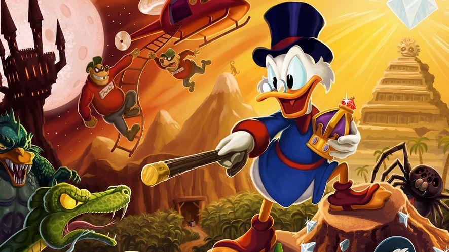 Nowy zwiastun DuckTales: Remastered — Music Duckumentary