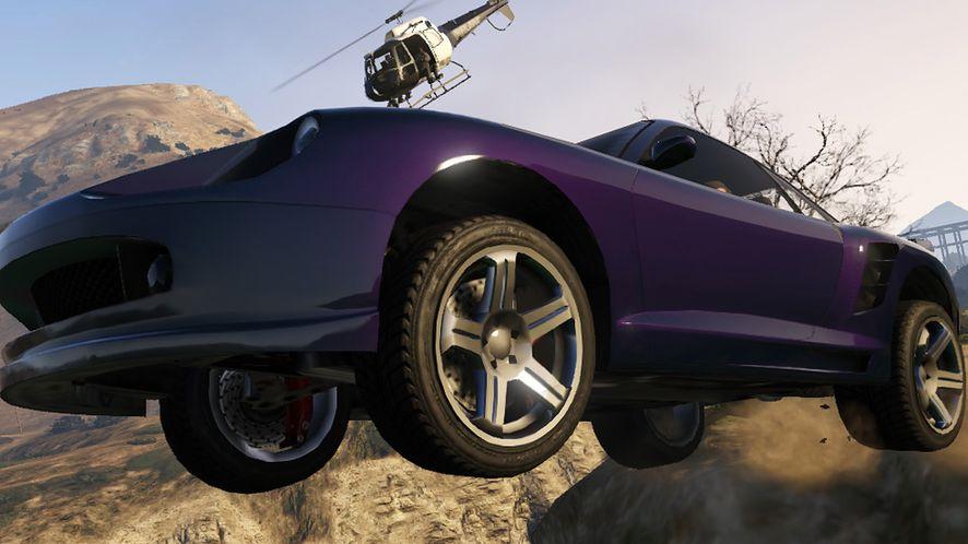 Nowy zwiastun GTA V — Grand Theft Auto Online