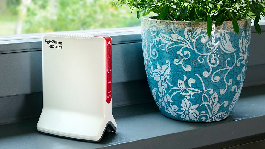 Najnowszy router FRITZ!Box 6820 LTE dostępny w sieci PLAY #prasówka