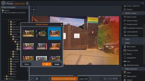 Ashampoo Photo Optimizer 6 dodaje 20 efektów i narzędzia do retuszu