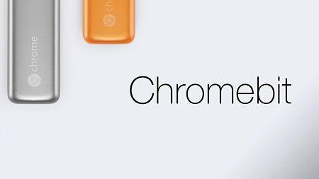 """Chromebit: """"Chrome na patyku"""" dla każdego telewizora z HDMI"""