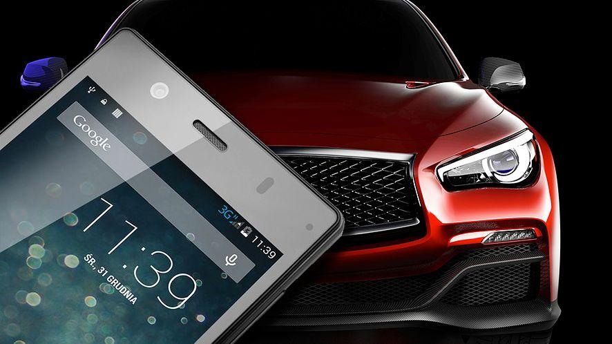Infinity – ekskluzywna marka… smartfonów myPhone