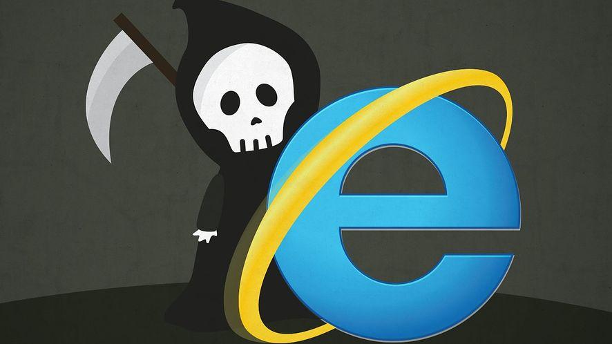 Los Internet Explorera przesądzony: przyszłością jest Spartan