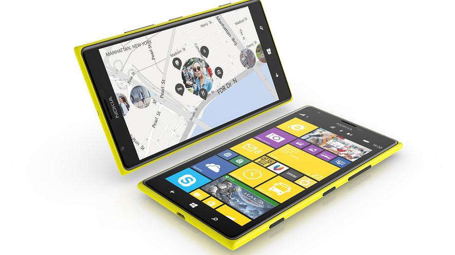 Nokia Lumia 1520V - wersja mini najnowszego phabletu od Finów