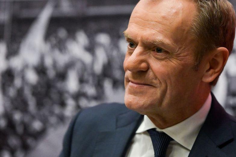 Donald Tusk znów będzie szefem PO? Zapytano Polaków, co o tym myślą