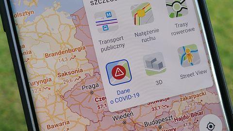 Mapy Google pomagają w czasie pandemii – wkrótce zyskają nowe opcje
