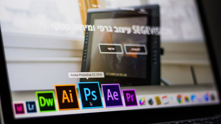 Adobe CC jest dostępny za darmo na 2 miesiące, fot. Pixabay