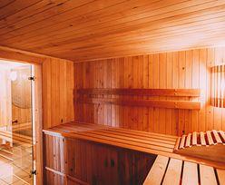 Weszli do sauny w Szaflarach. Trafili do szpitala