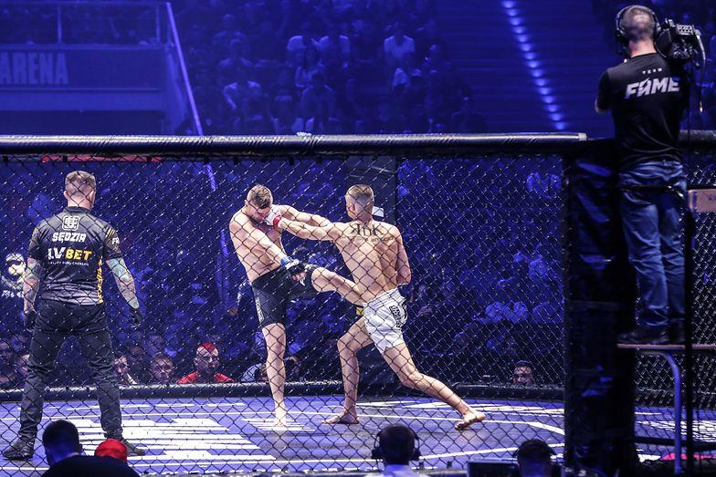 Fame MMA straciło 4 mln złotych. Za wszystkim stoi grupa przestępców