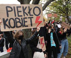 Lublin. Dyrektor liceum grozi wyrzuceniem ze szkoły za udział w Strajku Kobiet